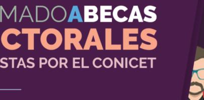 Becas Doctorales provistas por el CONICET – GEOMATICA