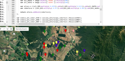 Clase introductoria a Google Earth Engine (GEE)