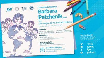 """Competencia Cartográfica Internacional """"Barbara Petchenik"""""""