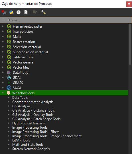Cómo agregar más de 445 herramientas geoespaciales en las interfaces de Python y R o en Qgis y Arcgis ?